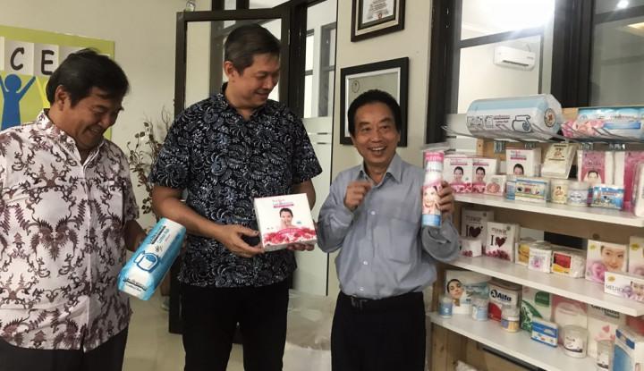 Foto Berita Kencangkan Penjualan Ekspor, Cottonindo Jajal Peruntungan di Negeri Gingseng