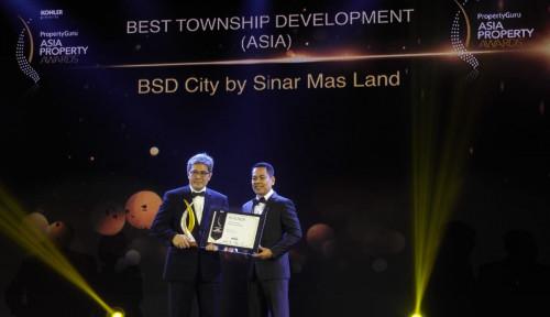 Foto Sinar Mas Land Raih Penghargaan Internasional di Asia Property Awards 2018