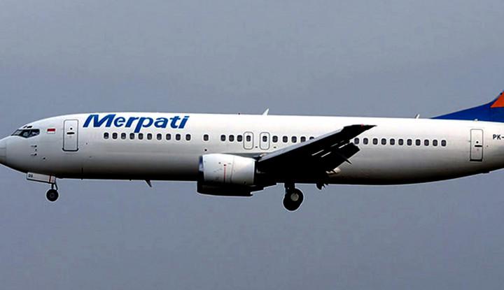 Foto Berita Merpati Harus Ikuti Tahapan Jika Ingin Terbang Kembali