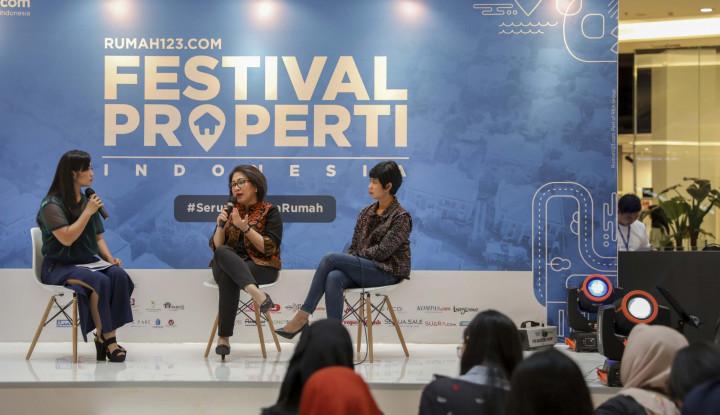 Foto Berita Mudahkan Konsumen, Rumah123 Helat Festival Properti Indonesia 2018