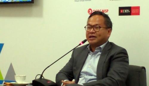 Foto Tiko Sudah jadi Wamen BUMN, Rangkap Jabatan jadi Komut BRI