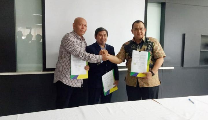 Ascort Perisai Indonesia Bersama BPJS TK Tingkatkan Kesejahteraan Anggota SPR - Warta Ekonomi