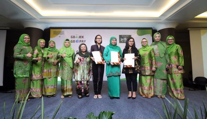 Foto Berita Go-Jek Gandeng Muslimat NU Akselerasi Ekonomi Umat Berbasis Digital