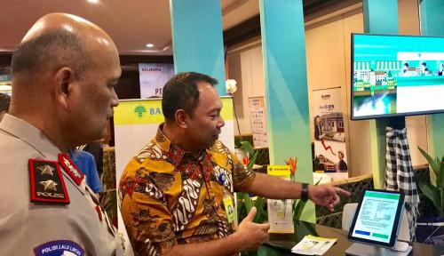 Foto Bank Bukopin Terus Dukung Program Layanan  Samsat Online Nasional