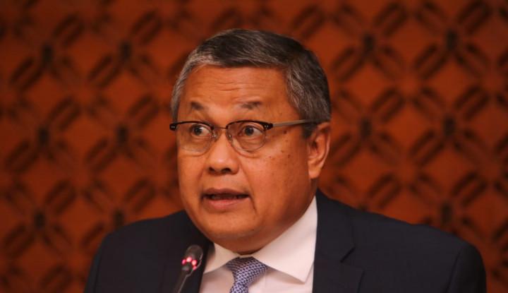 Foto Berita BI Naikkan Suku Bunga Acuan Jadi 6%