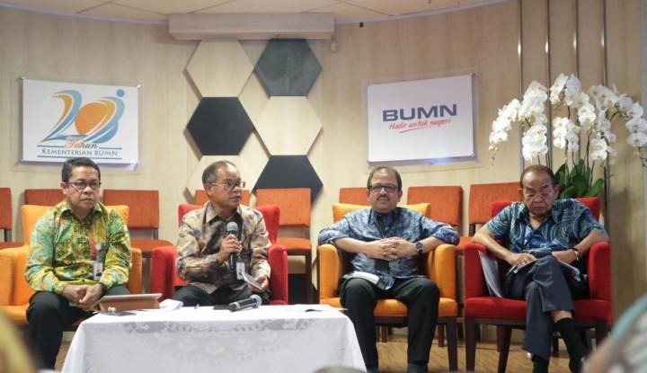 Foto Berita Holding BUMN Perumahan & Pengembangan Kawasan Bakal Bangun Mega Township Setara BSD City