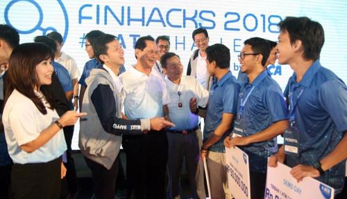 Foto Lahirkan Talenta Data Scientist Tanah Air, BCA Helat Finhacks 2018 #DataChallenge