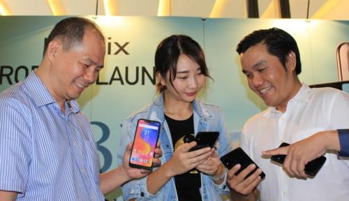 Foto Sukses di Penjualan 11.11, Ini Strategi Infinix
