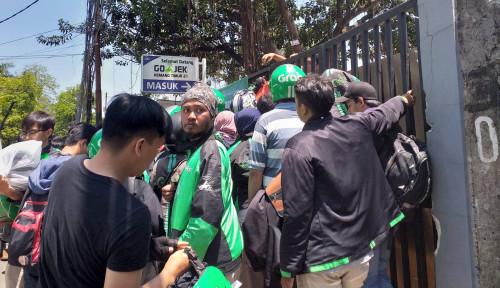 Foto Beginilah Proses Migrasi Mitra Grab ke Go-Jek