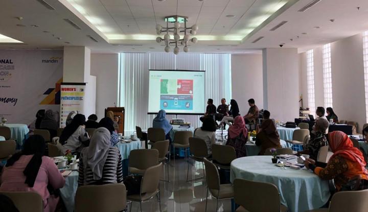 Dorong Perempuan Perluas Pemasaran Usaha, IGCN Business Matchmaking Kembali Digelar - Warta Ekonomi