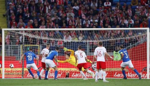 Foto Big Match Italia Vs Portugal, Siapa yang Menang?