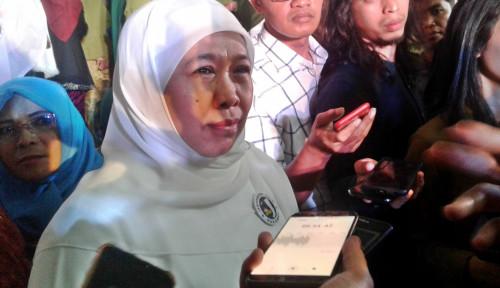 Foto Khofifah: Ibu-Ibu Bisa Belajar dari Ibunya Jokowi