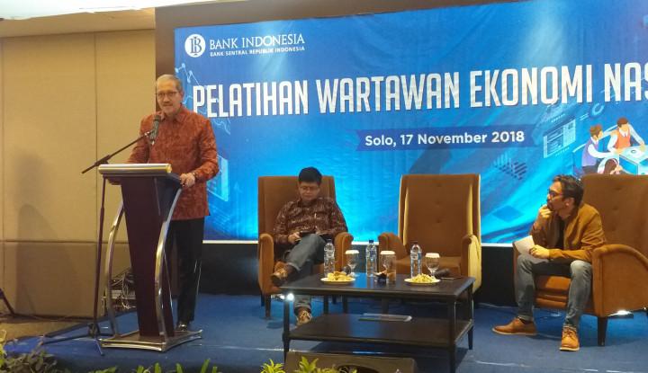 Foto Berita Inflasi Aman, Fokus BI Kini ke Defisit Transaksi Berjalan