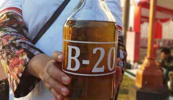 Harga Minyak Sawit Anjlok, Tarif Biodiesel Turun Rp371 - Warta Ekonomi