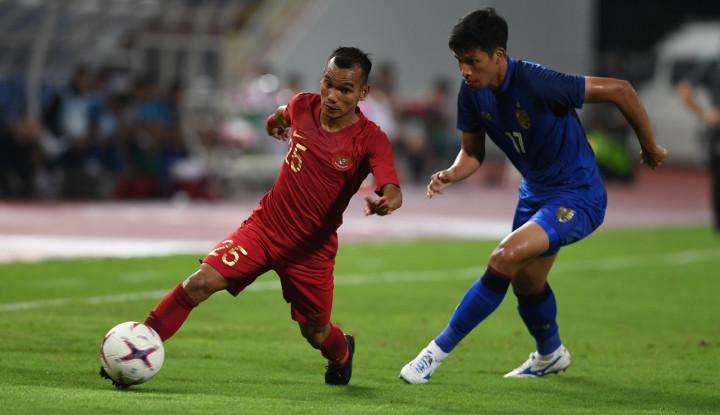 Foto Berita Ditanya Peluang Lolos di Piala AFF, Bima Sakti Jawab Begini...