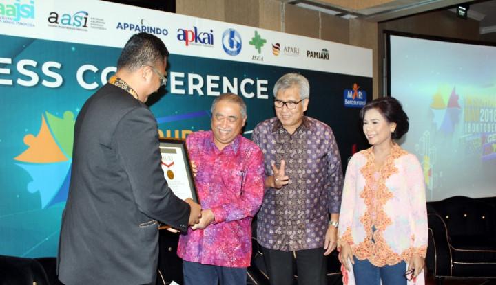Foto Berita Lewat Insurance Day, DAI Literasi Asuransi 6.065 Orang di 18 Kota