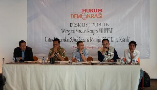 Foto FKHD Mediasi Internal IPPAT Soal Hasil Kongres VII