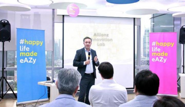 Foto Berita Berikan Solusi bagi Nasabah, Allianz Indonesia Kenalkan Inisiatif Baru