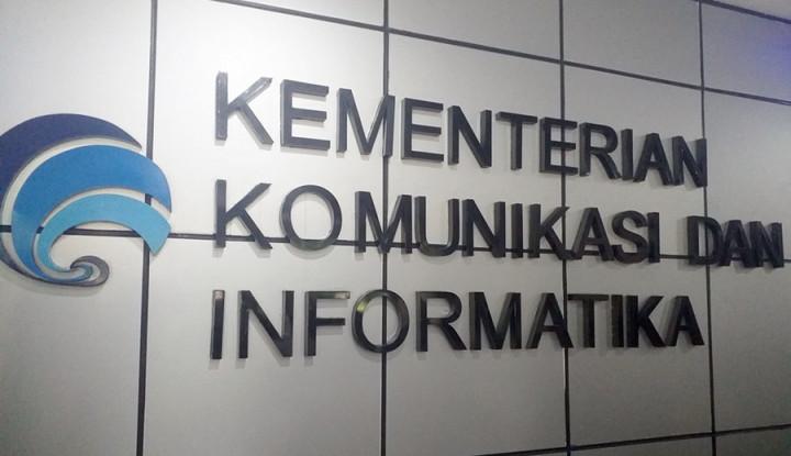 Keren! Kemenkominfo Pamer Kinerja Jokowi Pakai Hologram - Warta Ekonomi