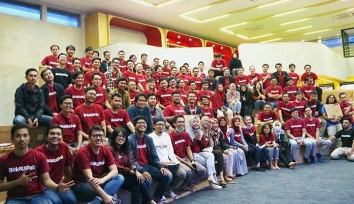 Foto Berita Bukalapak Telah Operasikan Kantor Bandung Selama Seminggu