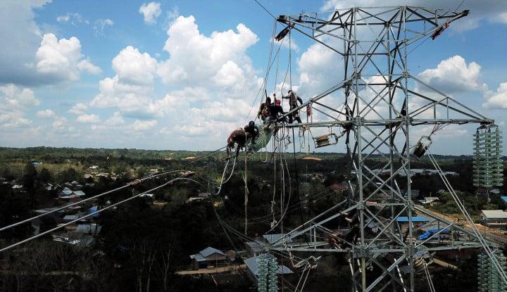 PLN Targetkan Elektrifikasi NTT Naik Jadi 90% Tahun Ini - Warta Ekonomi