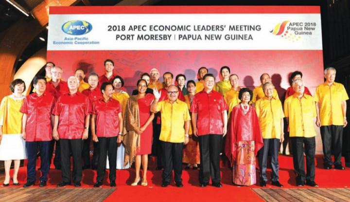 APEC Tersandera Konflik China-AS, Australia Terjebak di Tengah-tengah - Warta Ekonomi