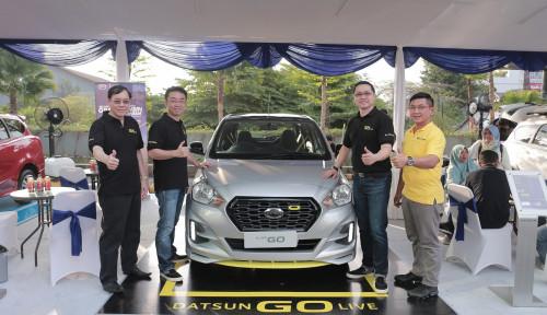 Foto Hadirkan New Datsun GO-live, Datsun Gelar Pameran di Yogyakarta