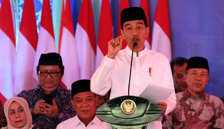 Foto Berita Jokowi-Ma'ruf Kembali Dapat Dukungan, Kali Ini dari Siapa?