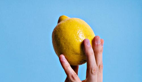 Foto 7 Manfaat Lemon bagi Kesehatan yang Jarang Anda Ketahui