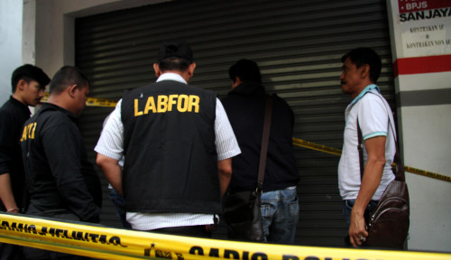 Foto Pembunuh Satu Keluarga di Makassar Terancam Hukuman Mati