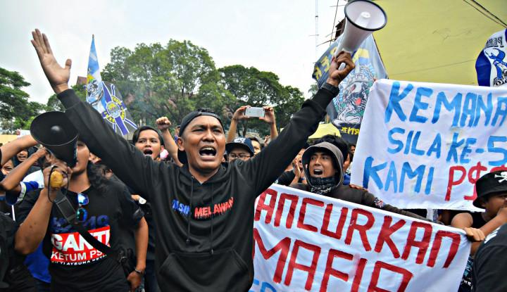 Foto Berita 10 Alasan Ketua PSSI Edy Rahmayadi Harus Diganti...
