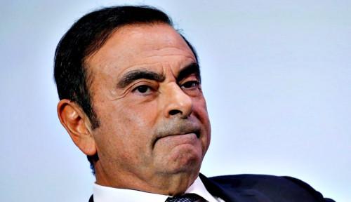 Foto Renault Juga Umumkan Pencopotan Carlos Ghosn