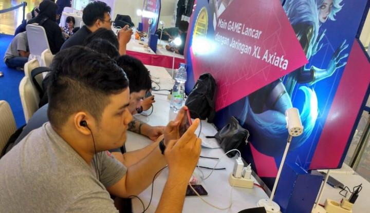 Foto Berita XL Axiata Digifest Dorong Pertumbuhan Industri Kreatif