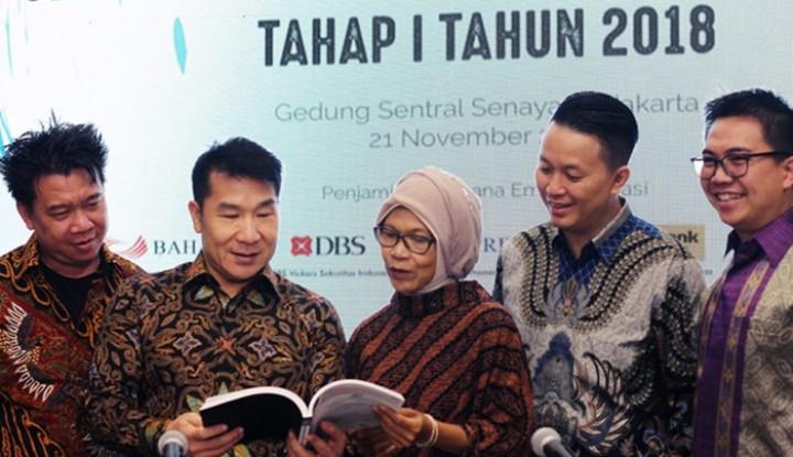 Foto Berita WOM FinanceTargetkan Raup Rp5 Triliun dari3 Seri Obligasi