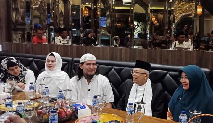 Foto Berita MUI Sumut Ingatkan Pengusaha Kuliner Siapkan Mushola Tiap Cafe/Resto