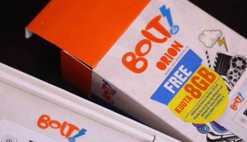 Foto Layanan Bolt Ditutup, Kabar Saham First Media...