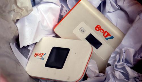 Foto Akhiri Layanan 4G LTE, Bolt Janji Penuhi Hak-hak Pelanggan
