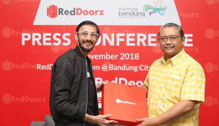 RedDoorz Targetkan Tumbuh di 8 Kota Jabar - Warta Ekonomi