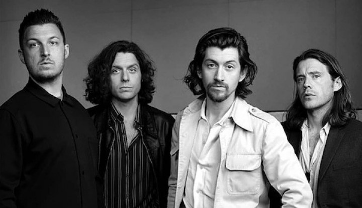Foto Berita Arctic Monkeys Hingga The 1975 Bakal Ramaikan Lollapalooza Festival 2019
