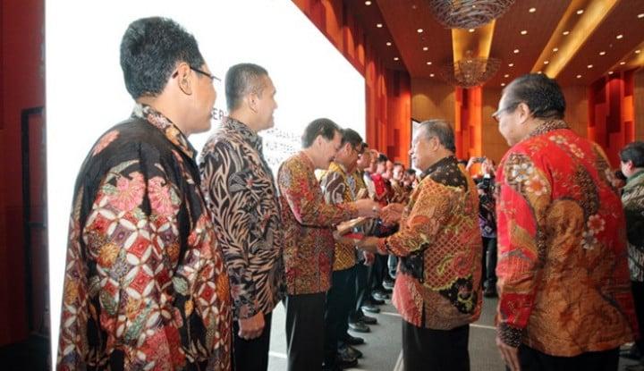 Foto Berita Kemenko Perekonomian Ganjar Jamkrindo sebagai Penjamin KUR Terbaik