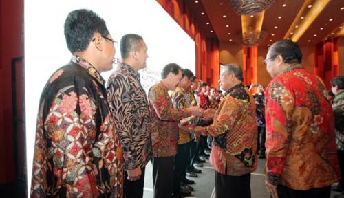 Foto Kemenko Perekonomian Ganjar Jamkrindo sebagai Penjamin KUR Terbaik