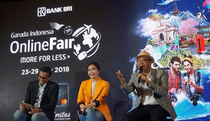 Foto Berita Ingin Berburu Tiket Pesawat Murah? Garuda Online Travel Fair Bakal Hadir 23 November