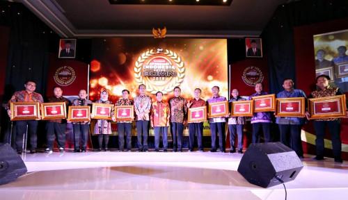 Foto Ini Para Pemenang Insurance Top Leader Awards 2018