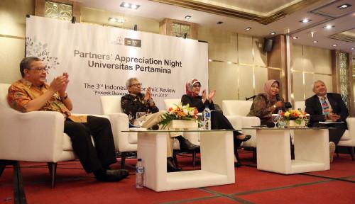 Foto Jalin Kerja Sama dengan 129 Mitra, Universitas Pertamina Gelar Malam Penghargaan