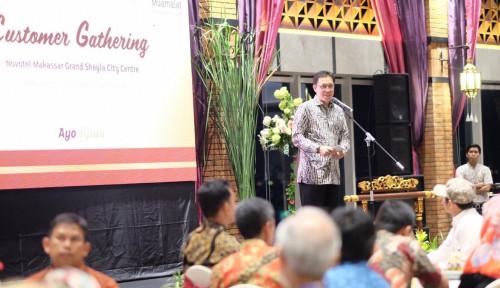 Foto Bank Muamalat Kampanye AyoHijrah Hingga ke Kawasan Timur Indonesia