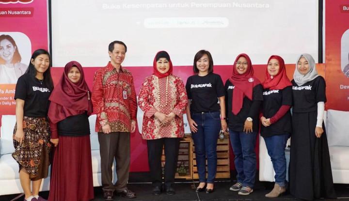 Foto Berita Kopdar Akbar Komunitas Bukalapak Sinergikan UMKM Jadi Pahlawan Ekonomi Baru