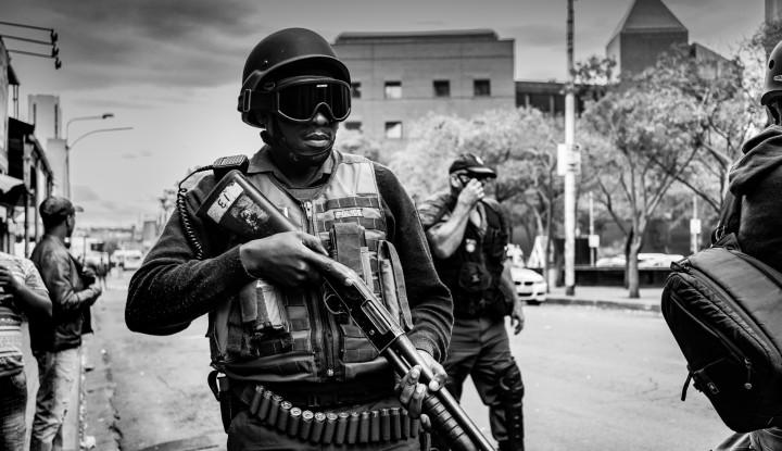 Foto Berita Delapan Korban Tewas dalam Serangan Libya Tenggara