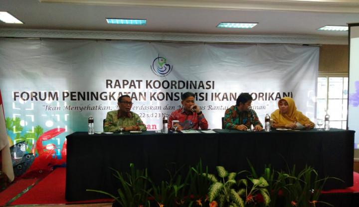 Foto Berita KKP Dorong Angka Konsumsi Ikan Lewat Gemarikan