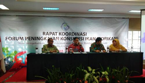 Foto KKP Dorong Angka Konsumsi Ikan Lewat Gemarikan