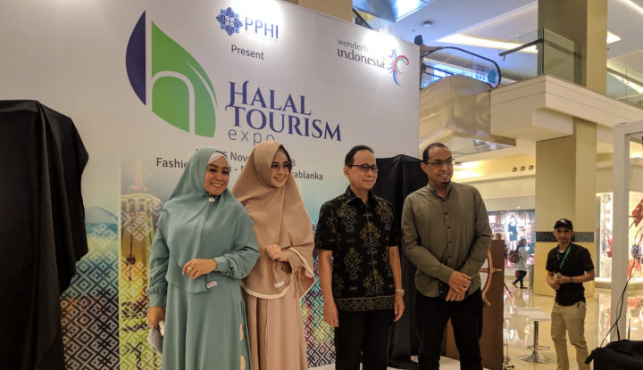 Foto Berita Sasar Milenial, WisataMuslim.com Targetkan 100.000 Booking Per Bulan